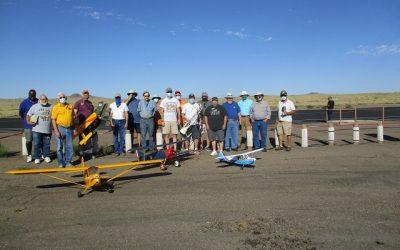 ARCC Club Meeting at the field