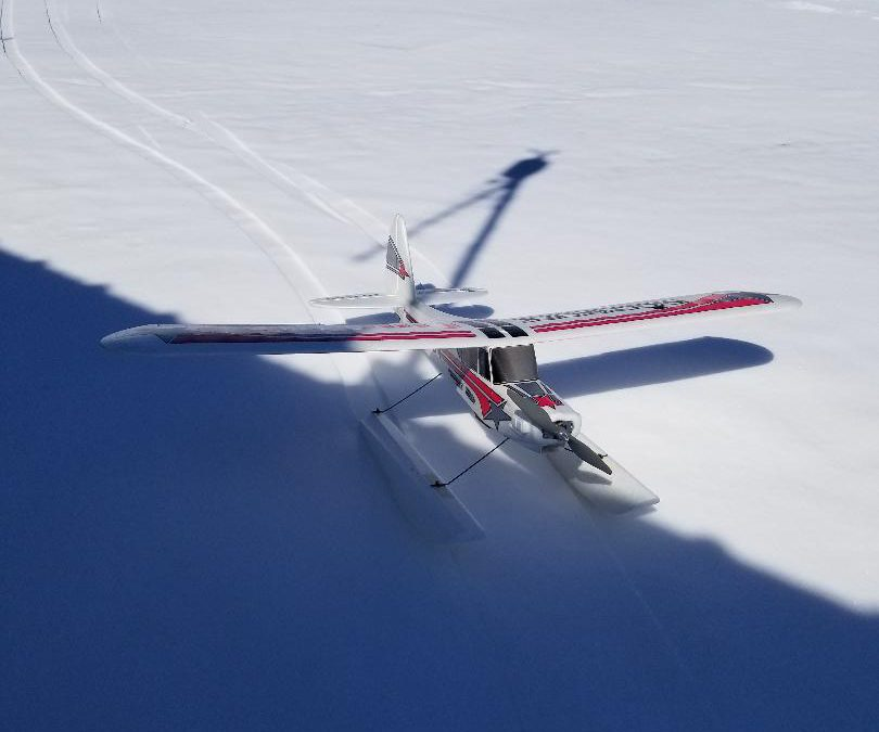 Snow flying inTEXAS